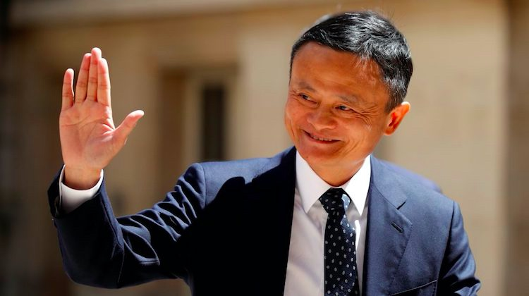 Jack Ma donates in fight against Covid-19