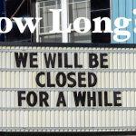 Why Are We Still Under Lockdown?